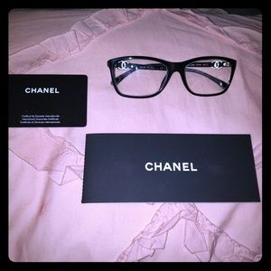 Authentic Chanel Optical Frames/Glasses